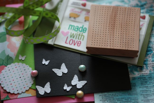 cardmaking class in London