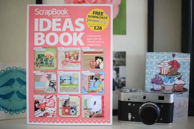 Scrapbook Inspirations Ideas Book