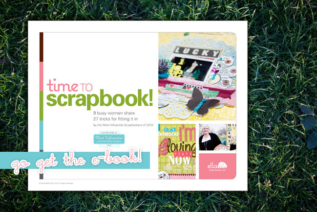 scrapbooking ebook