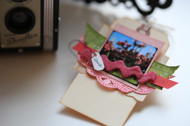 scrapbooking projects with TTV photos