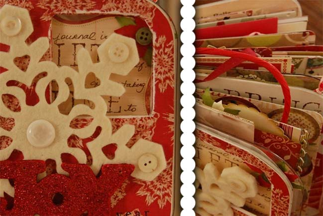 Journal your Christmas online scrapbooking class