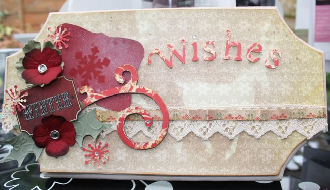scrapbooking projects with tattered angels glimmer mists
