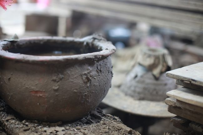 Travel Notes from Thailand :: Ko Kret Potteries