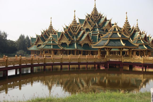 Travel Notes from Ancient City, Thailand