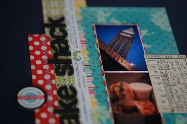 scrapbook page ideas