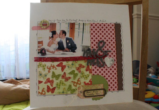 5 scrapbooking ideas with the martha stewart butterfly punch