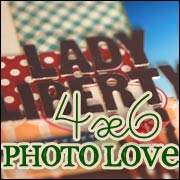 4x6 photo love