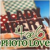 4x6 foto's