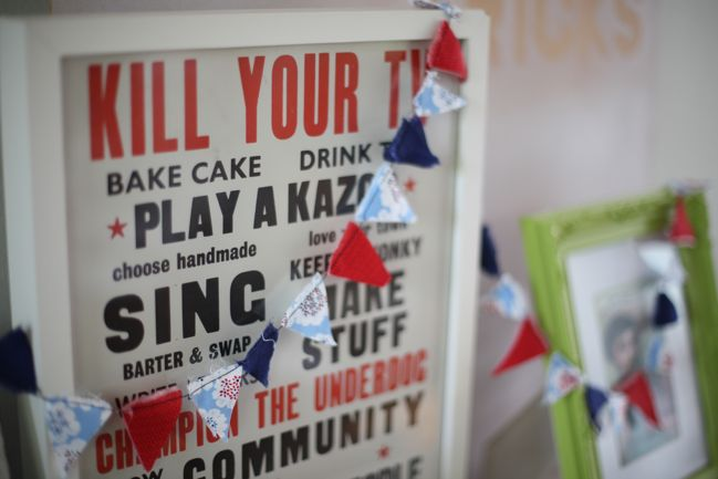 bunting and aardvark manifesto