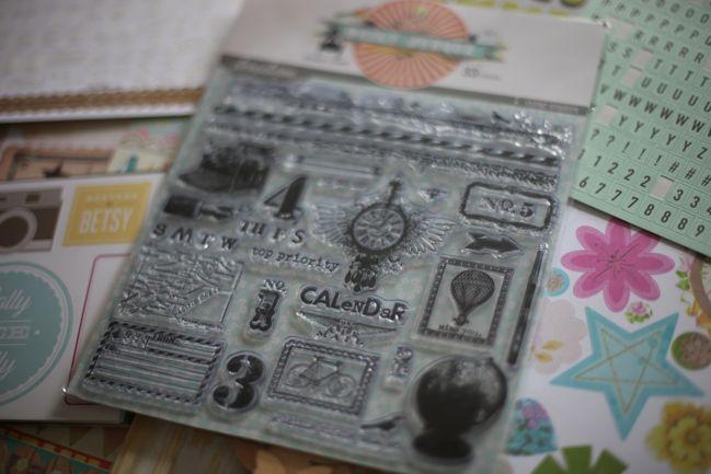 scrapbooking stamps