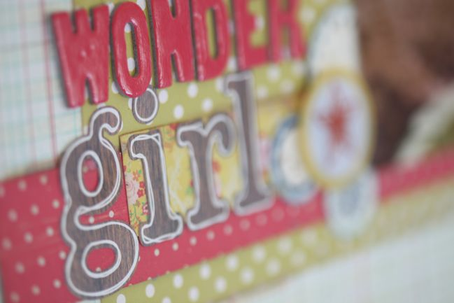 five ideas for scrapbooking with girl power