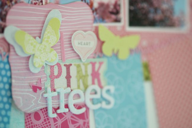 weekly challenge: scrapbook with hearts @ shimelle.com