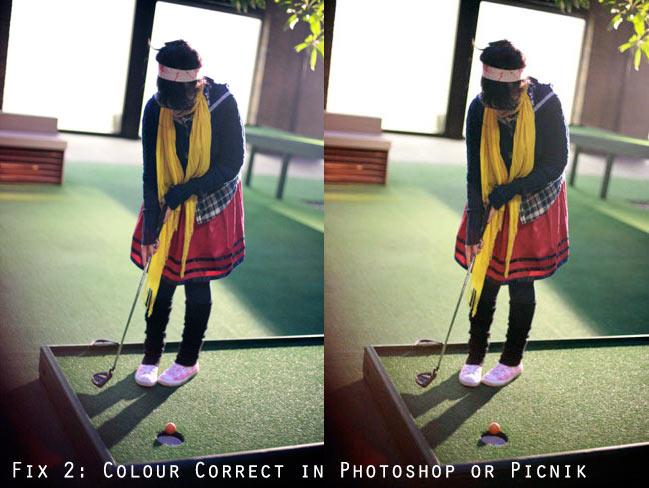 fix a photograph