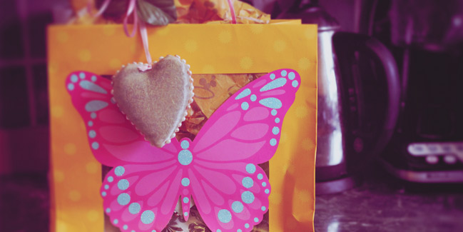 10 things on the 10th :: birthday themed