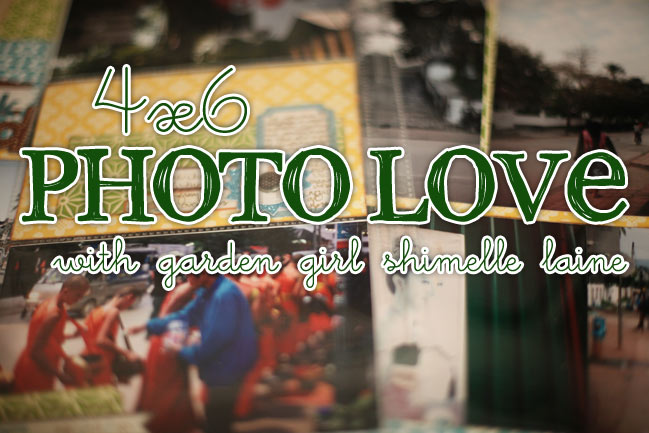 online scrapbooking class :: 4x6 photo love november 2011