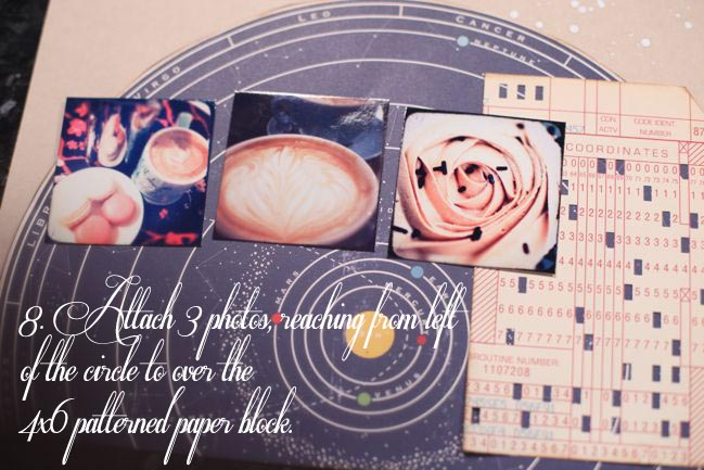 step by step scrapbooking tutorial
