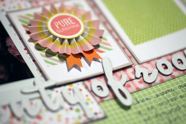 online scrapbooking class :: hitchhiker's guide to scrapbooking