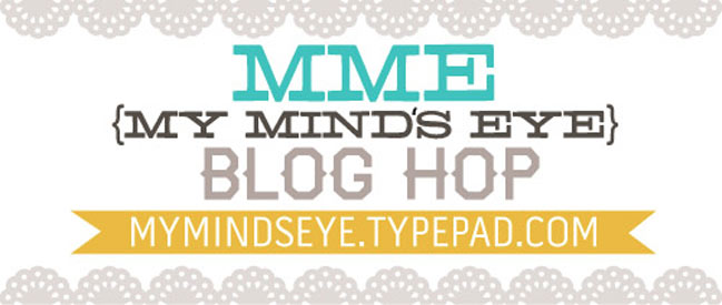 my mind's eye scrapbooking blog hop