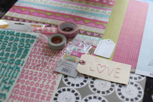 Paper How Do You Make A Scrapbooking Page Kit Pretty Paper True