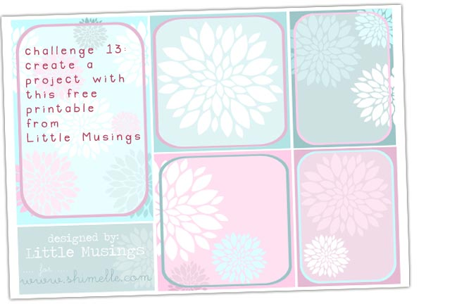 free scrapbooking printable