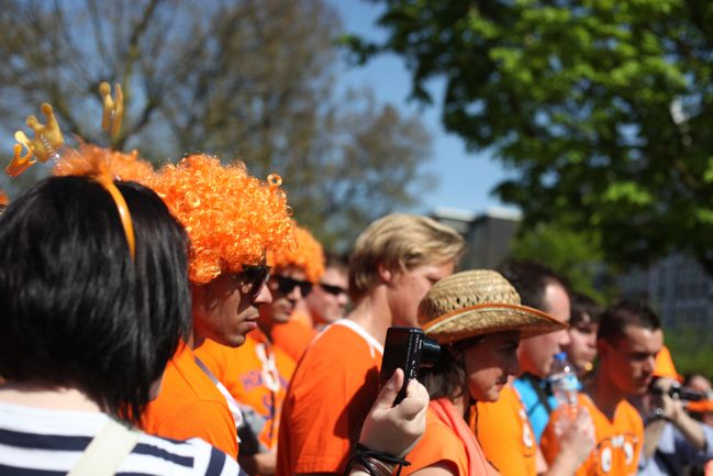 Queensday 2012 - Amsterdam