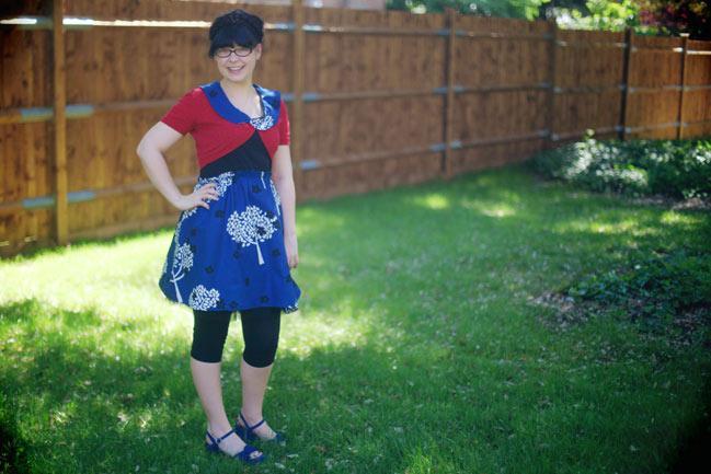 diy jubilee party dress