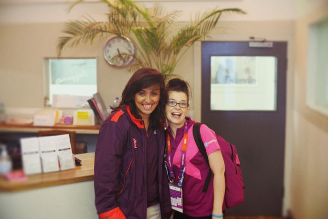 last day as a gamesmaker and london ambassador