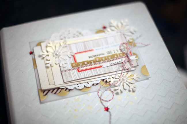 christmas journal by shimelle laine @ shimelle.com
