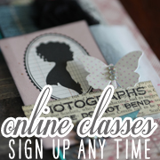 online scrapbooking classes