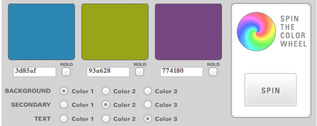 colour combination for scrapbooking