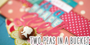 two peas in a bucket scrapbooking supplies
