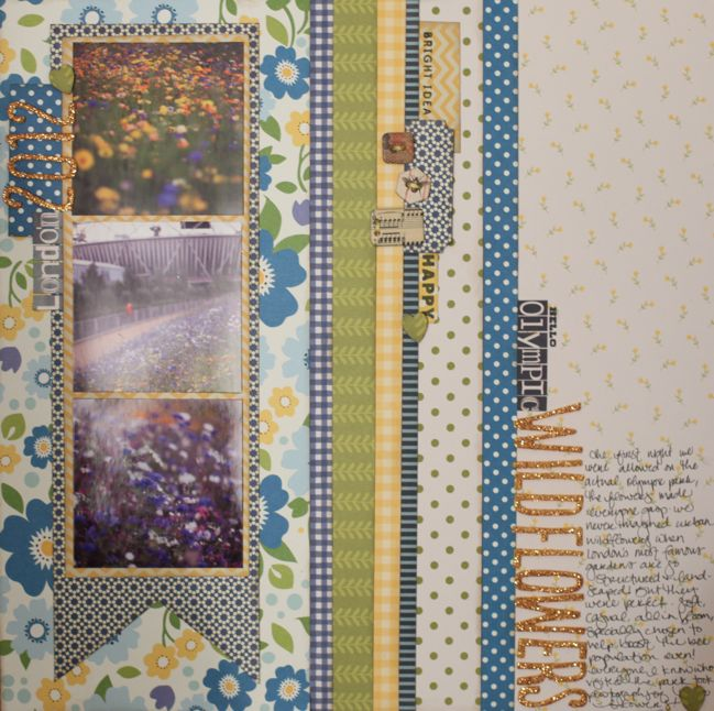 scrapbook page by shimelle laine @ shimelle.com