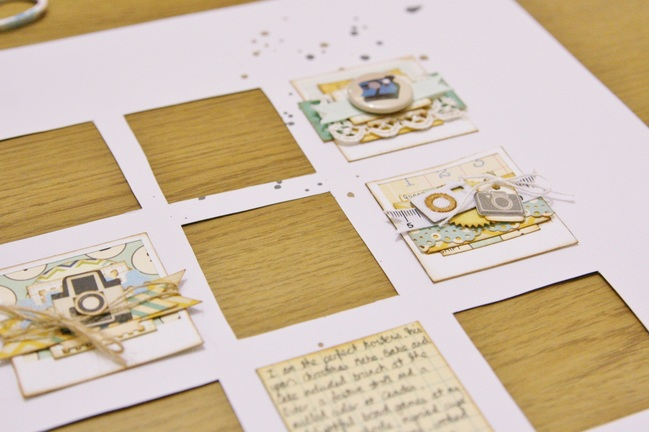scrapbooking tutorial by Kirsty Smith @ shimelle.com