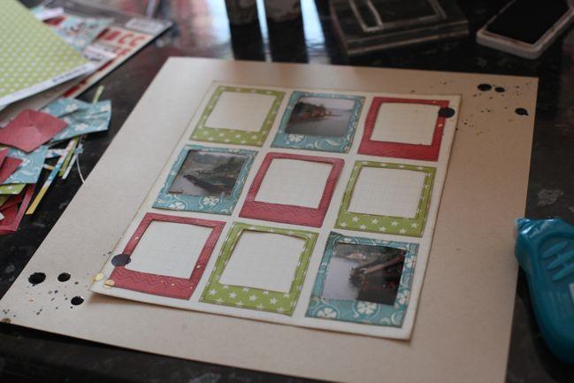 scrapbooking tutorial by shimelle laine @ shimelle.com