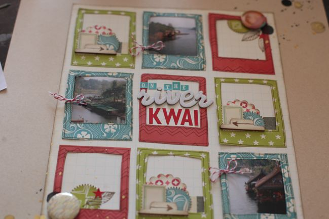 scrapbooking tutorial by shimelle laine @ shimelle.com