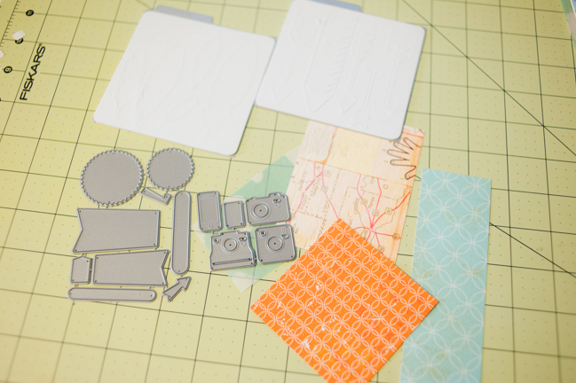 Five Ideas for Using Your Paper Scraps by Melissa Stinson @ shimelle.com