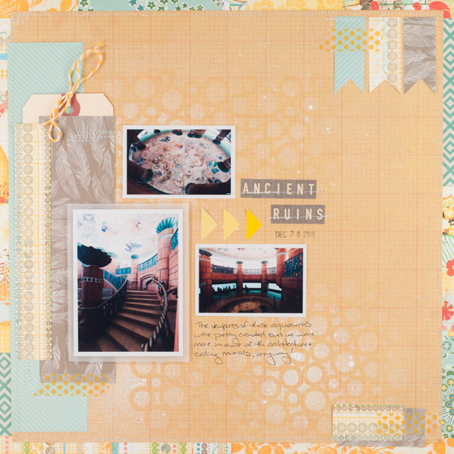 Five Ideas for Using Your Paper Scraps @ shimelle.com