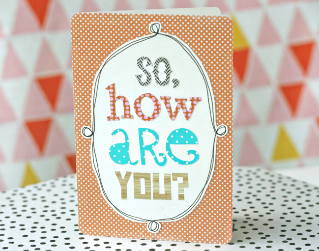 Five Ways to Make Your Own Lettering by Kirsty Neale @ shimelle.com