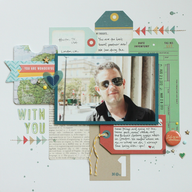 Five Ideas for Using Tags by Meghann Andrew @ shimelle.com
