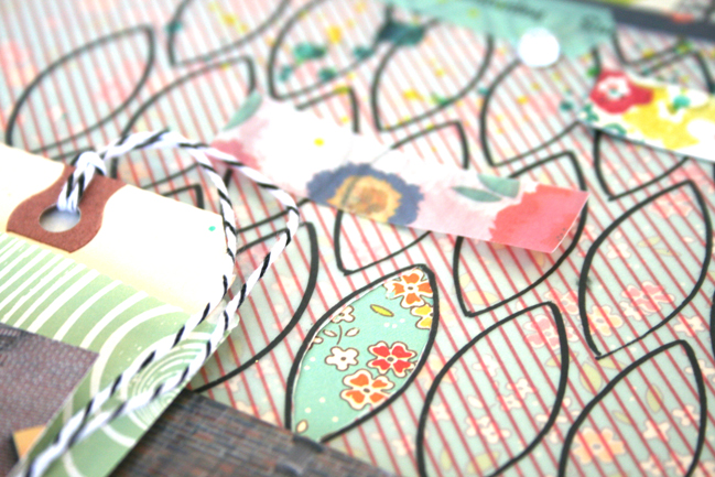 5 Ways Other than Journaling to Incorporate Pen Work in Your Scrapbooking by Ashli Oliver @ shimelle.com