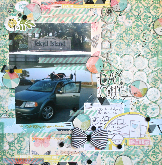5 Ways Other Than Journaling to Incorporate Pen Work in Your Scrapbooking @ shimele.com