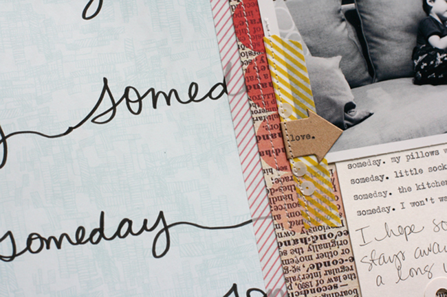 scrapbook page by lexi bridges @ shimelle.com