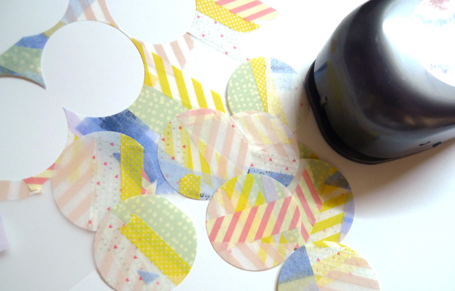Five pretty ways to use Washi Tape by Azumi Izuno @ shimelle.com