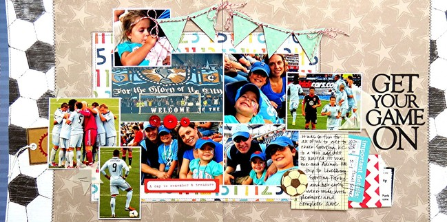 Double Page Layouts made Easy by Jinny Newlin @ shimelle.com