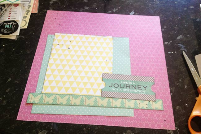 scrapbooking starting point @ shimelle.com