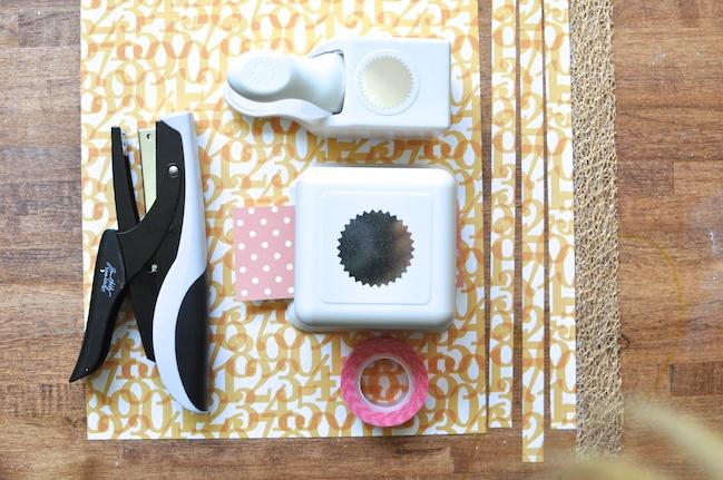 DIY Embellishments:: A Scrapbook Tutorial by Ann Schneider @ shimelle.com