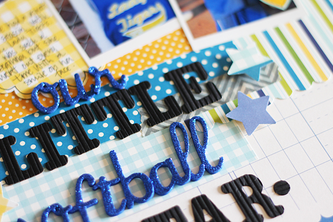 Making the Most of Phrase Card Booklets:: A Scrapbook Tutorial by Becky Williams