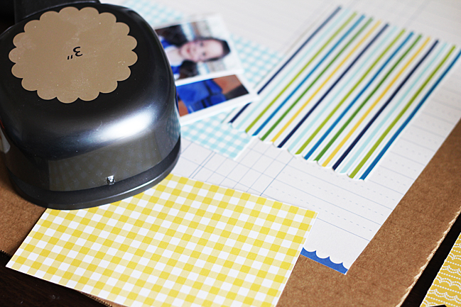 Making the Most of Phrase Card Booklets:: A Scrapbooking Tutorial by Becky Williams @ shimelle.com