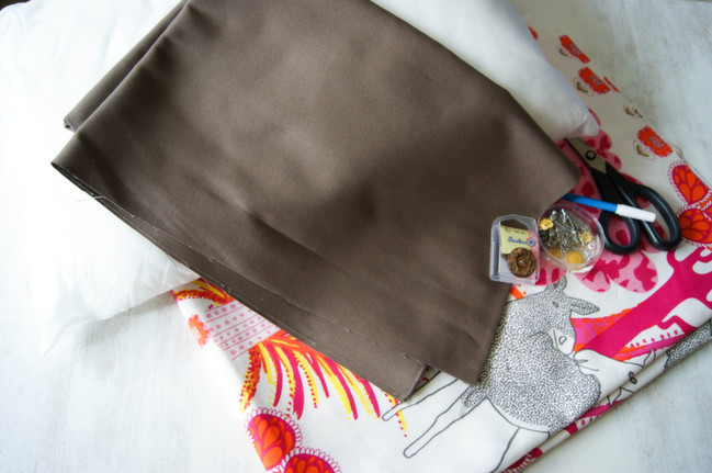 crafting with alice:: envelope cushion and @ shimelle.com
