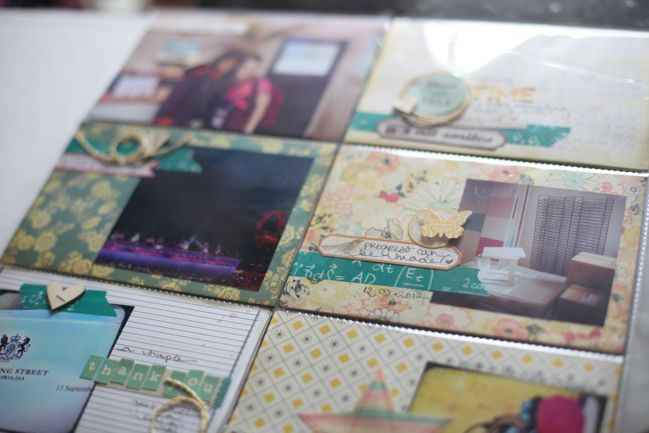 Learn Something New scrapbook pages by shimelle laine @ shimelle.com